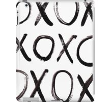xo iPad Case/Skin