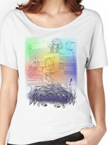 Exam Time!! Tshirt Women's Relaxed Fit T-Shirt