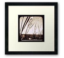 Out Yonda Framed Print