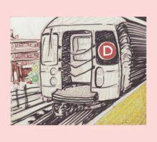 the d train One Piece - Short Sleeve