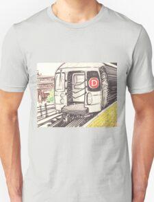 the d train T-Shirt