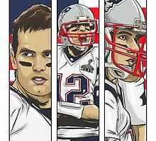 Brady Champion Super Bowl XLIX by akyanyme1