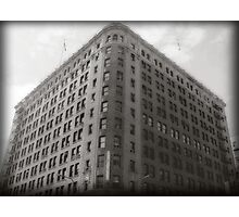 Building from the Past Photographic Print