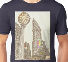 the flatiron building Unisex T-Shirt