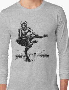 Pan's the Man Long Sleeve T-Shirt