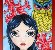 Owl Princess by Jaz Higgins