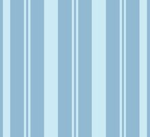 Blue Stripes by WanderingMuse