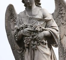 Sorrowful Angel by Clinton Plowman
