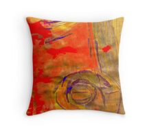 note one Throw Pillow