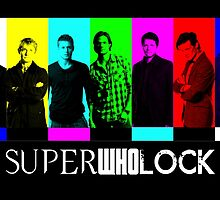 SuperWhoLock TV Color Screen by Diddlys-Shop