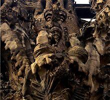 La Sagrada Familia by Shaina Lunde