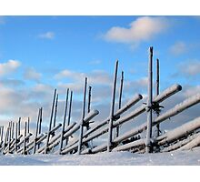'Winter' Photographic Print