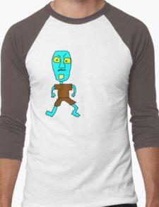 Stop Looking at Me! Men's Baseball ¾ T-Shirt