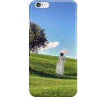 period lady iPhone Case/Skin
