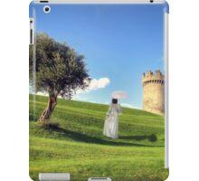 period lady iPad Case/Skin