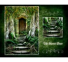 The Secret Door - september Photographic Print
