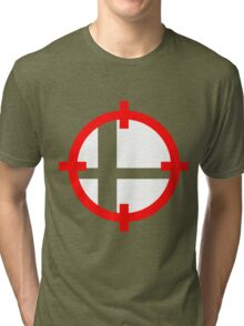 Smash Bros. Duck Hunt Tri-blend T-Shirt