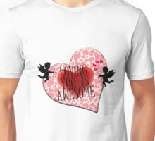 loving you is awesome  Unisex T-Shirt