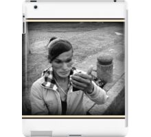 Street Make-up iPad Case/Skin