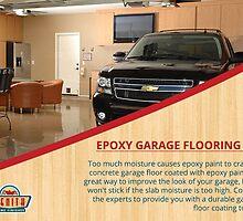 Epoxy Garage Flooring Tip by zenithgarage