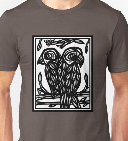 Parrot, Artwork Unisex T-Shirt