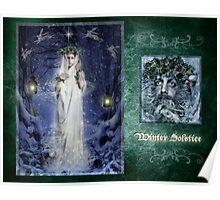 Yule/Winter Solstice - December Poster