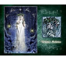 Yule/Winter Solstice - December Photographic Print
