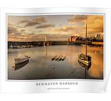 Newhaven Harbour Poster