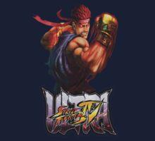 ultra street fighter evil ryu by KwanChau