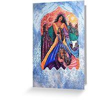 Sacred Journey Greeting Card