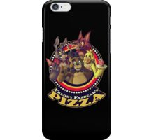 Welcome To Freddy Fazbear's Pizza! iPhone Case/Skin