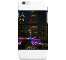 4th of July in Chicago iPhone Case/Skin