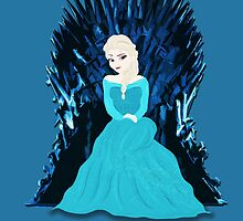 Game of Thrones: Elsa is Coming (Frozen) by Alice Edwards