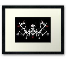 Killbot 05 - SliceNdice  Framed Print