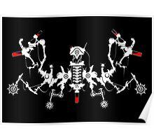 Killbot 05 - SliceNdice  Poster