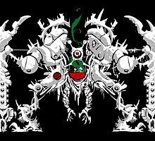 Killbot 07 - Ramshackle by Simon Sherry