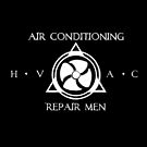 Secret Society of Air Conditioning Repairmen by merrypranxter