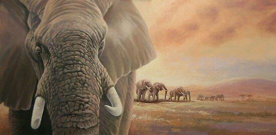 Natures Giants by eric shepherd