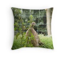 Can't See Me ......... Throw Pillow