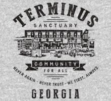 Terminus Sanctuary Community (dark) by Olipop