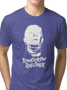 Seegson Synthetics Tri-blend T-Shirt