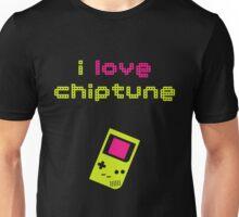 i love chiptune Unisex T-Shirt