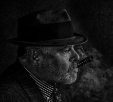 Stoogey by Jeffrey  Sinnock