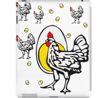 Roseanne Chicken iPad Case/Skin
