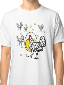 Roseanne Chicken Classic T-Shirt