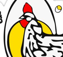 Roseanne Chicken Sticker