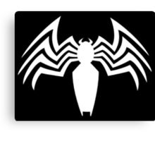 Spider-man Venom Canvas Print