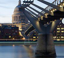 Bridge Trails by LeeMartinImages
