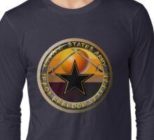 Iraqi Freedom Veteran Long Sleeve T-Shirt