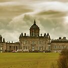 Castle Howard - North Yorkshire by Trevor Kersley